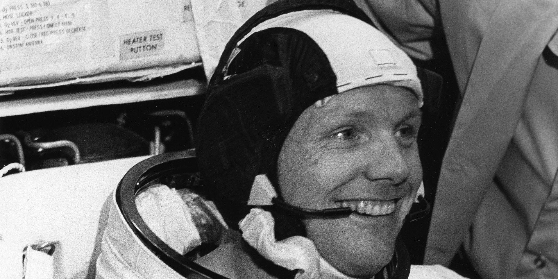 """Niezwykła droga na Księżyc w biograficznym filmie """"Neil Armstrong"""""""