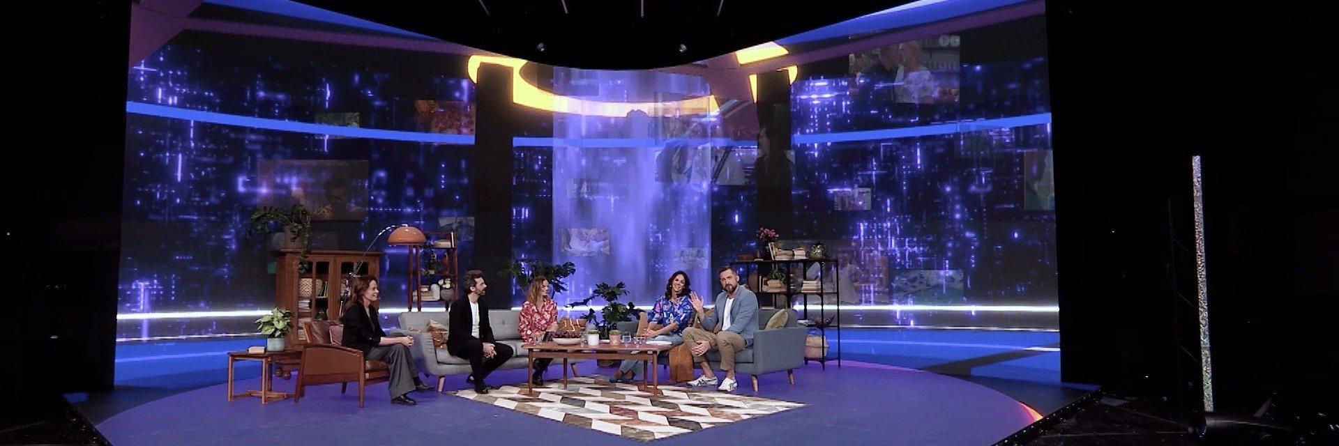 TVN Grupa Discovery z innowacyjnym wirtualnym studiem telewizyjnym
