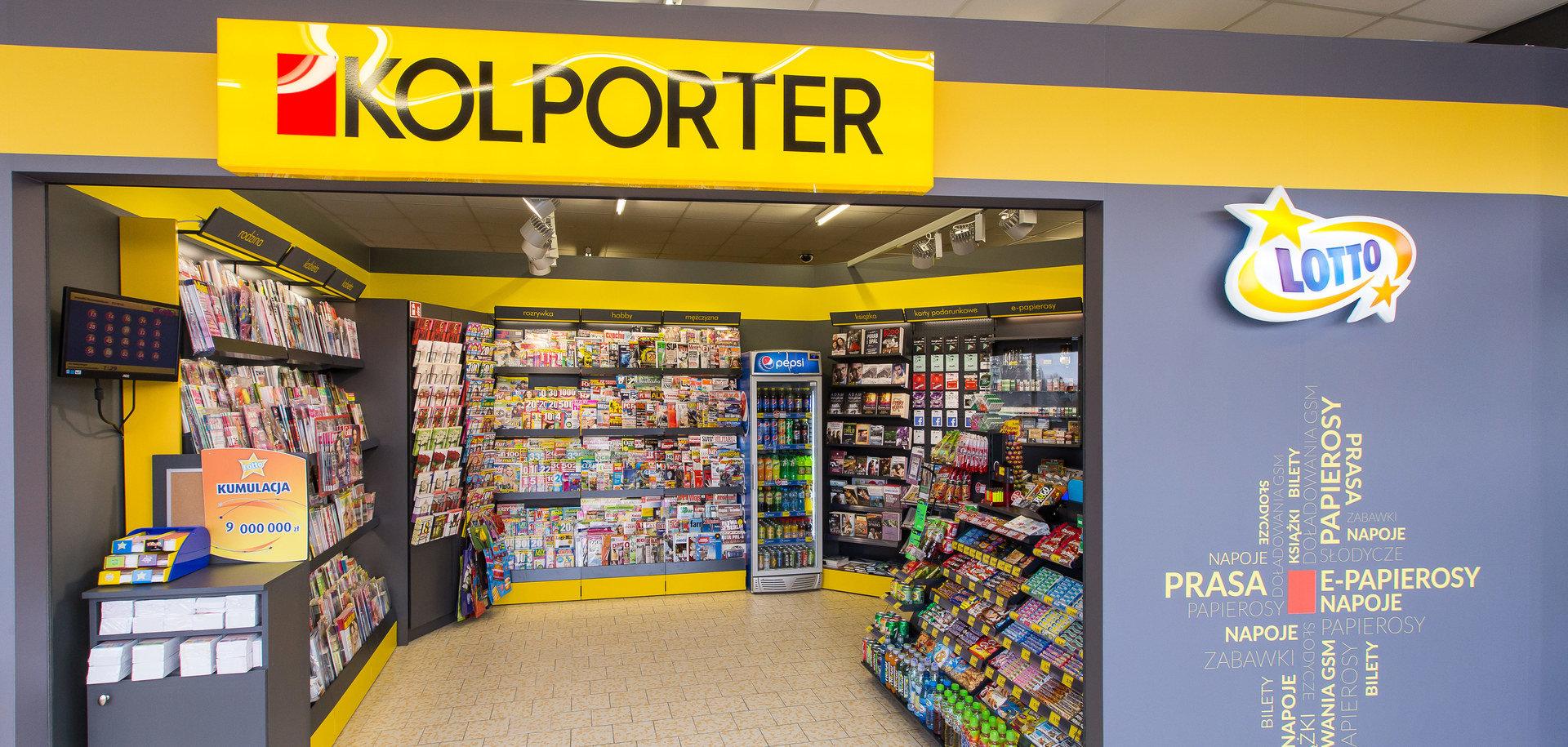 Kolporter rozwija sprzedaż biletów podróżnych