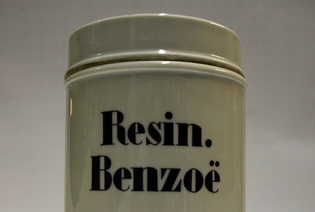 Resina benzoe – żywica benzoesowa