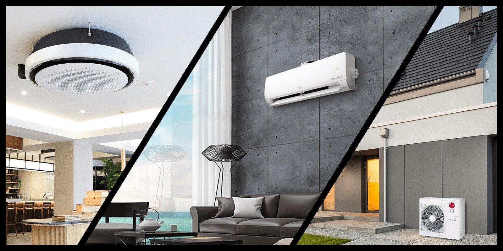 LG HVAC Virtual Experience – wirtualny showroom najnowszych rozwiązań firmy