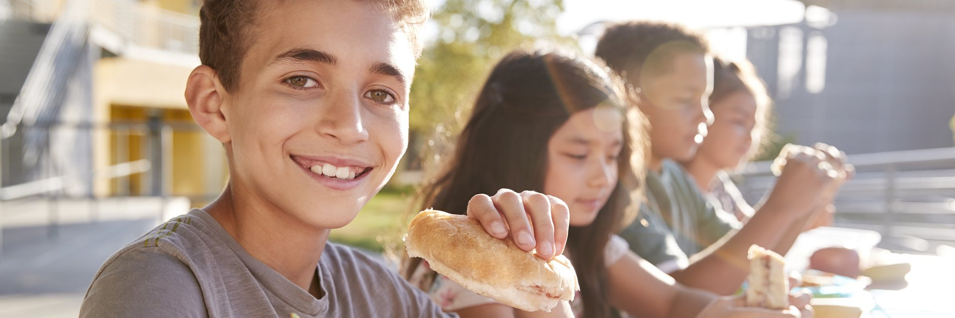 School Lunch Ideas & Options
