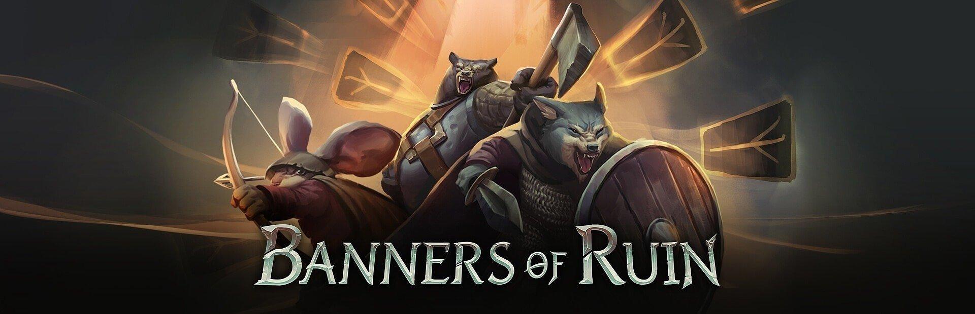 Deckbuilder Banners of Ruin będzie dostępny już 29 lipca na PC i Nintendo Switch