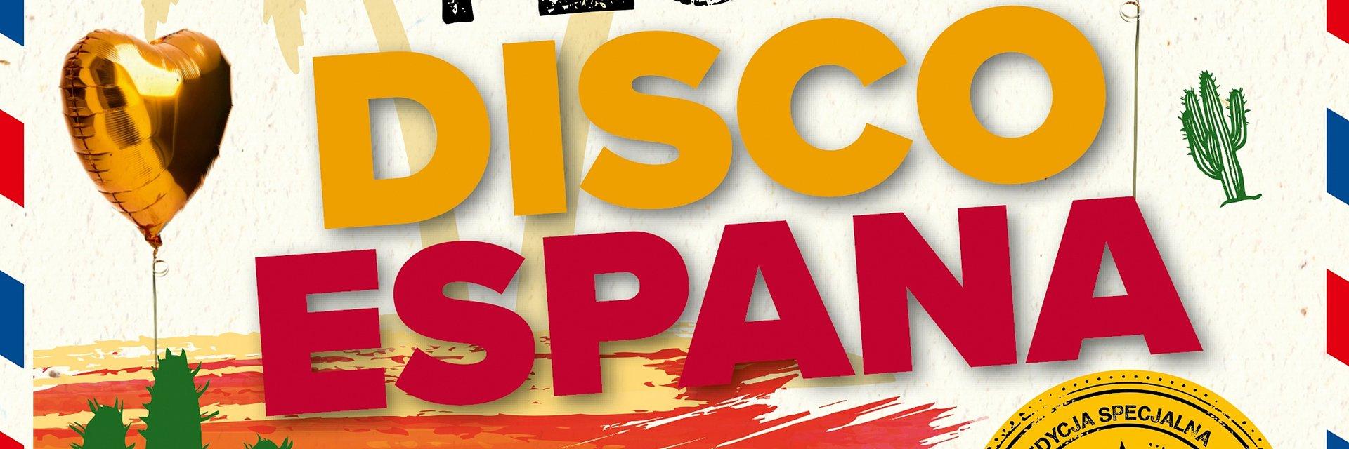 Marek Sierocki przedstawia historię hiszpańskiej muzyki disco!