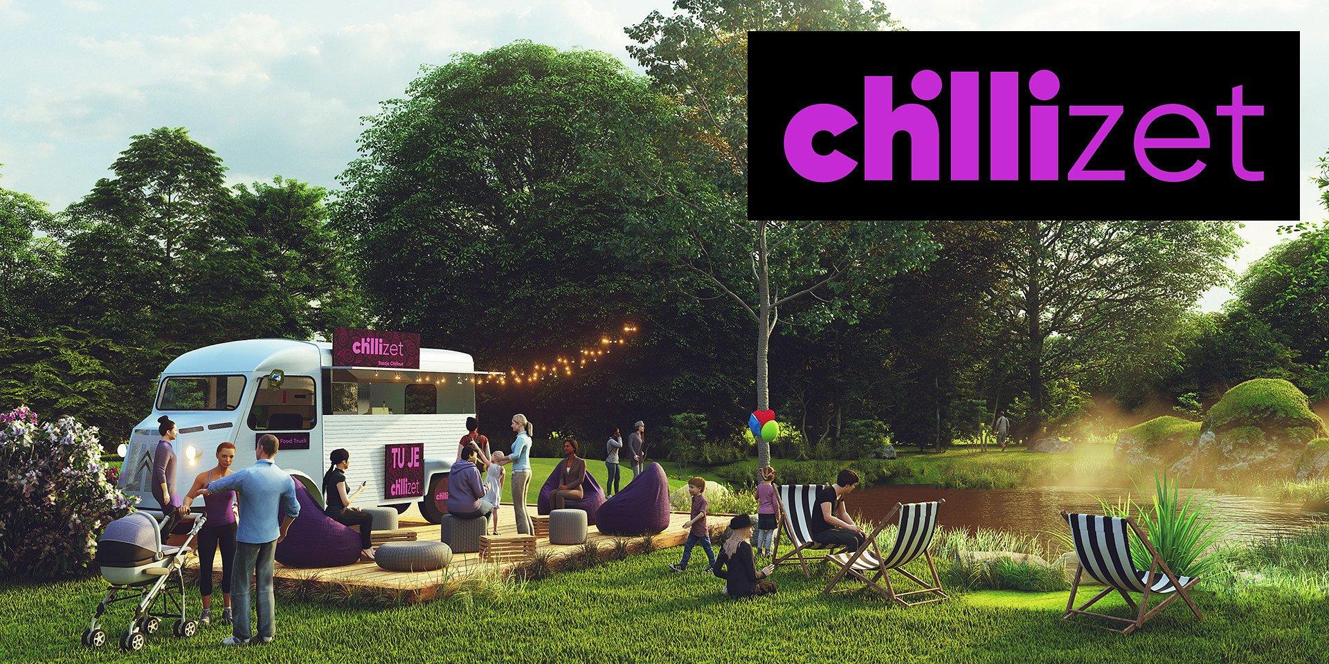 Wakacje na chilloucie z Chillizet