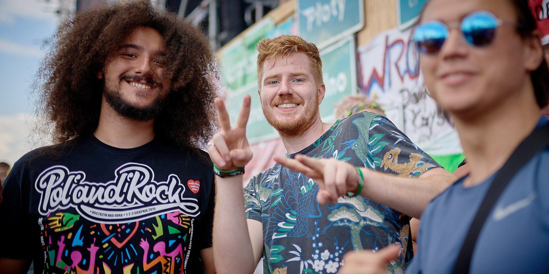 Rusza proces akredytacji na 27. Pol'and'Rock Festival
