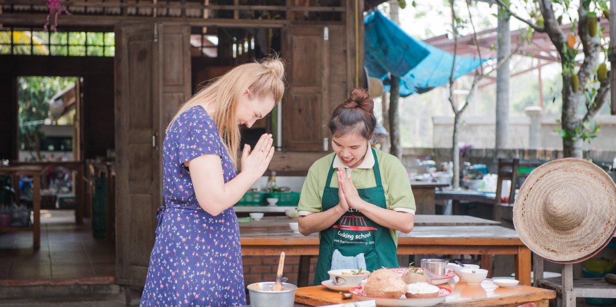 Podróże po talerzu z CANAL+ online: TAJLANDIA