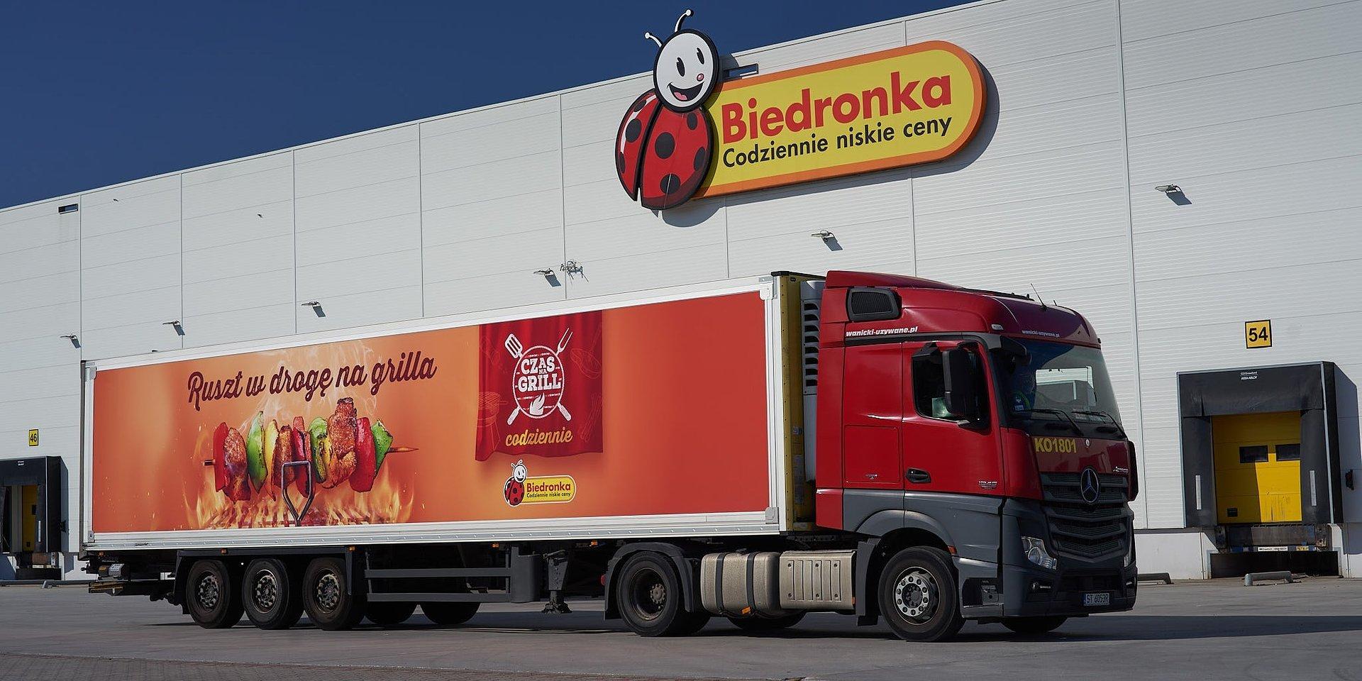 Biedronka największą platformą marketingową w Polsce