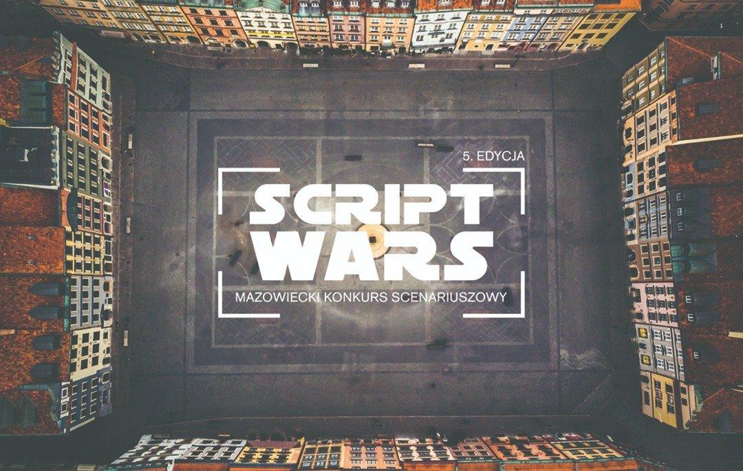 5. edycja Mazowieckiego Konkursu Scenariuszowego Script Wars ruszyła!