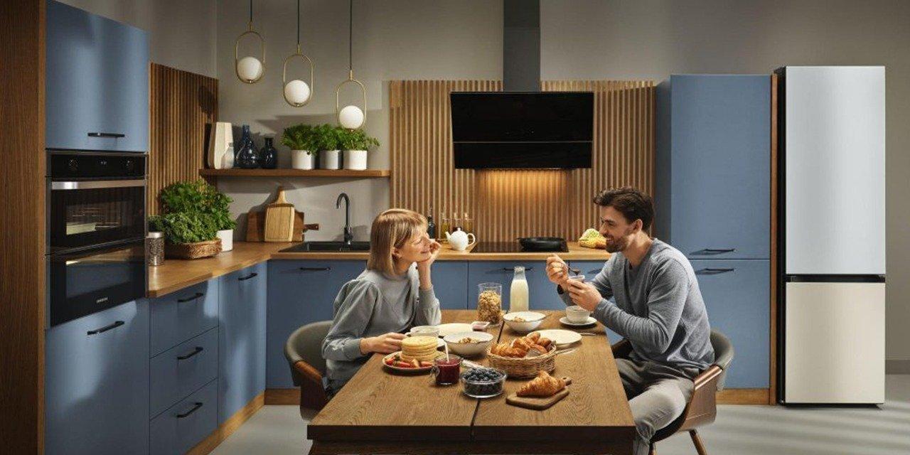 """""""Wszystko dla wygody"""": Samsung prezentuje szerokie portfolio lodówek z wyjątkowymi rozwiązaniami ułatwiającymi życie"""