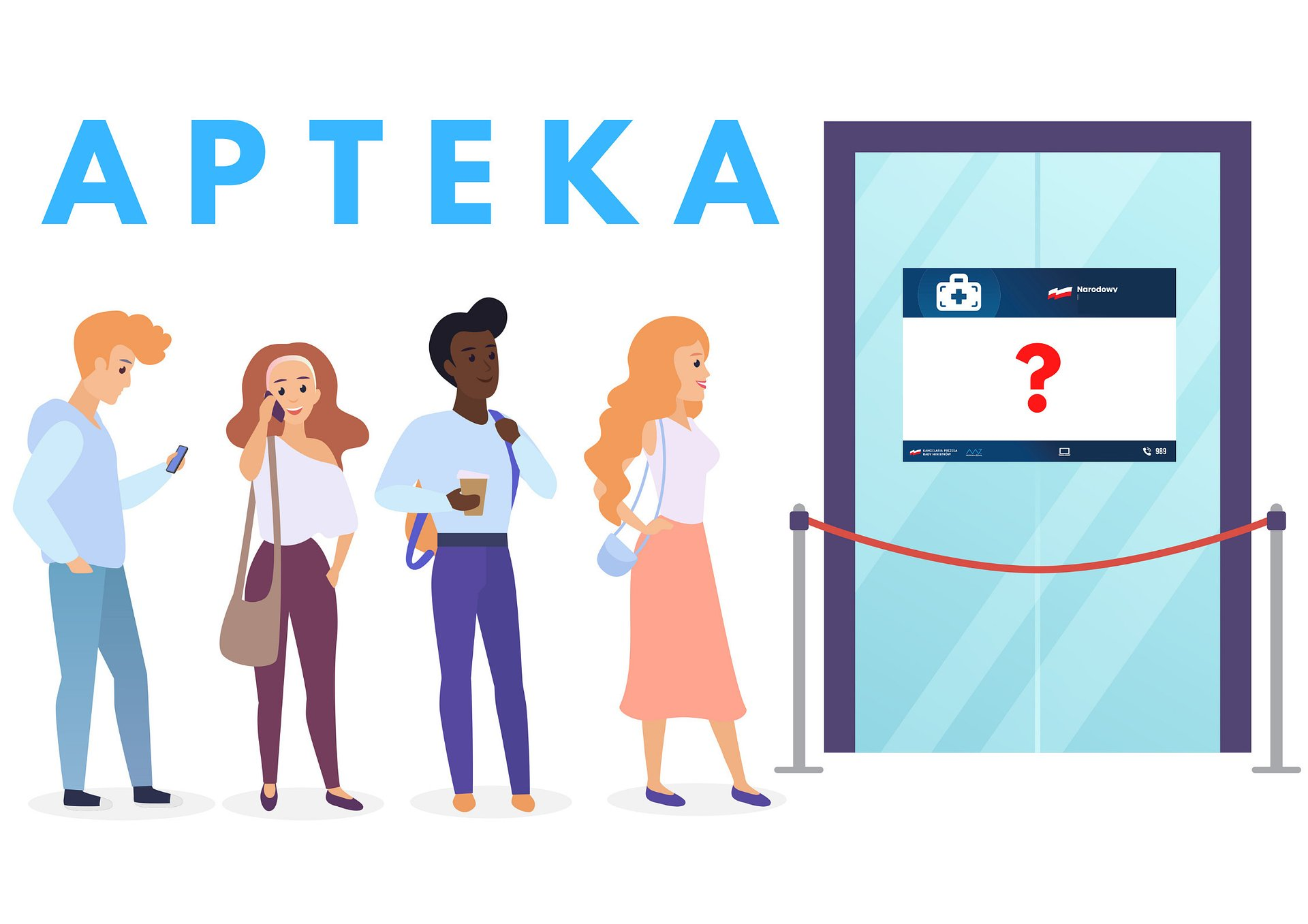 Jak oznaczyć aptekę i nie naruszać zakazu reklamy? Stanowisko GIF