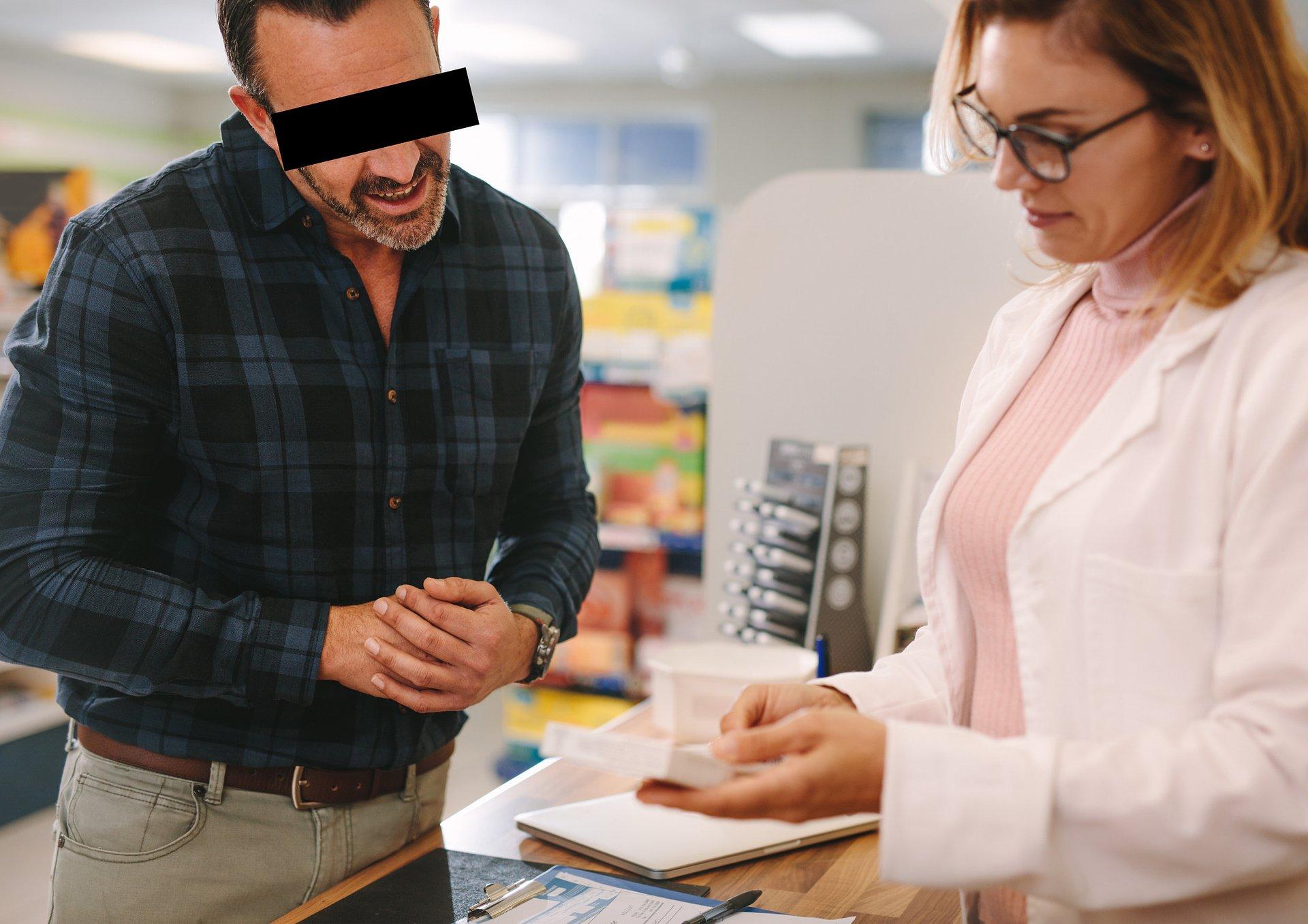 Duet fałszerzy recept zatrzymany. Nielegalny obrót lekami psychoaktywnymi