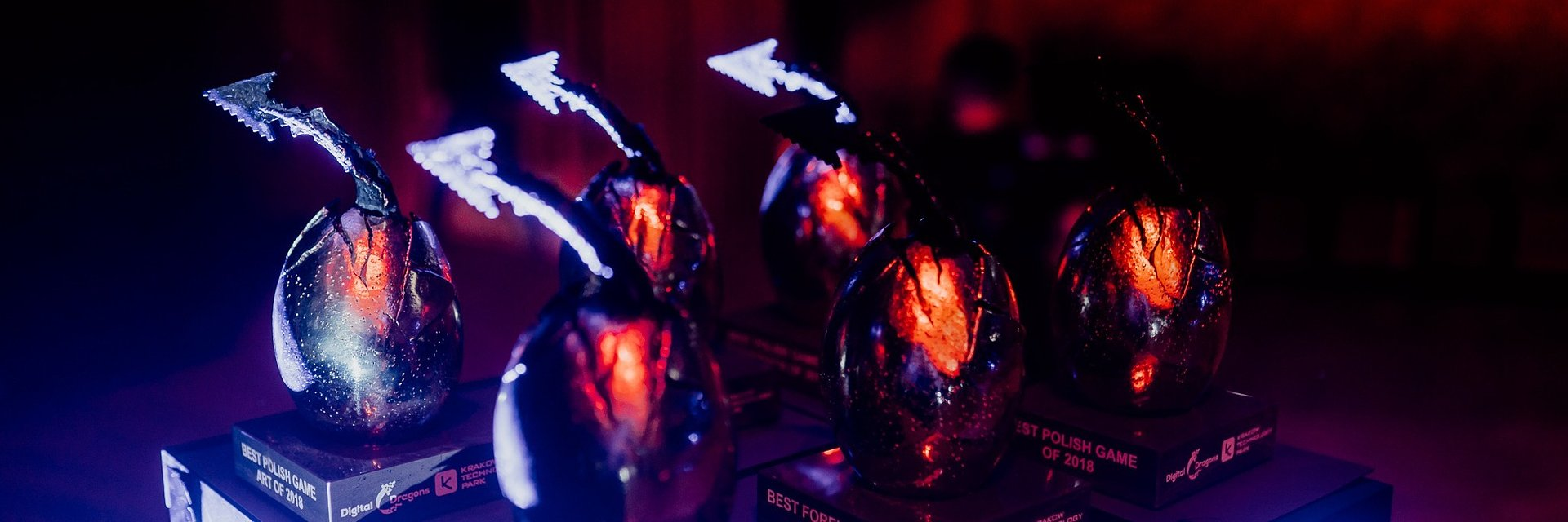 Four nominations for 112 Operator, Shing! and Ghostrunner, three for Cyberpunk 2077 and Carrion - this year's Digital Dragons Awards are in for a tough competition