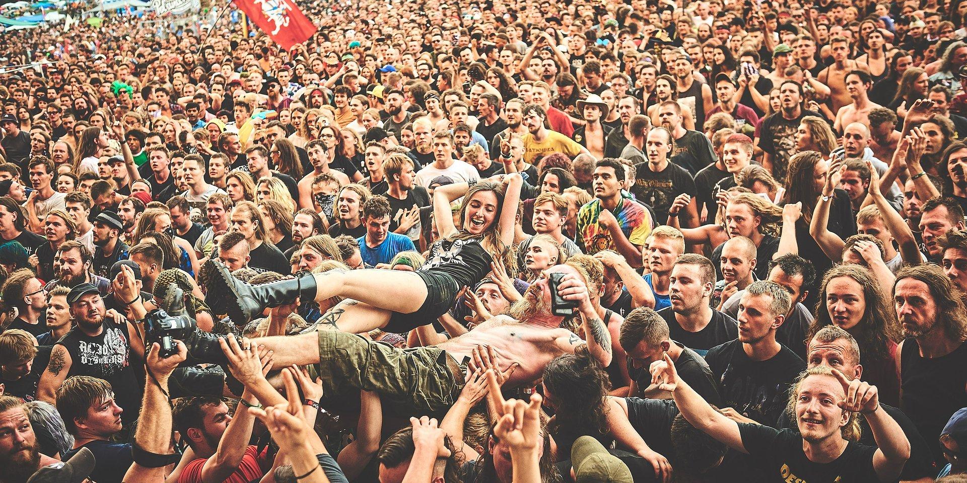 Hybrydowy Pol'and'Rock Festival