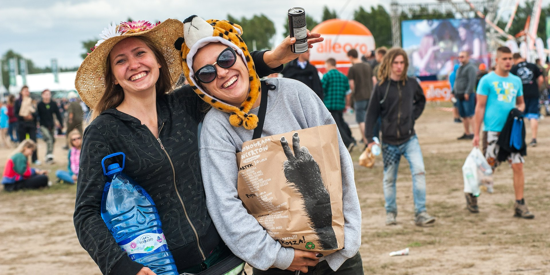 Jak będzie zabezpieczony Pol'and'Rock Festival?