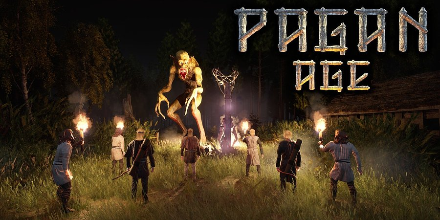 Glivi Games announces Pagan Age – New City Builder!