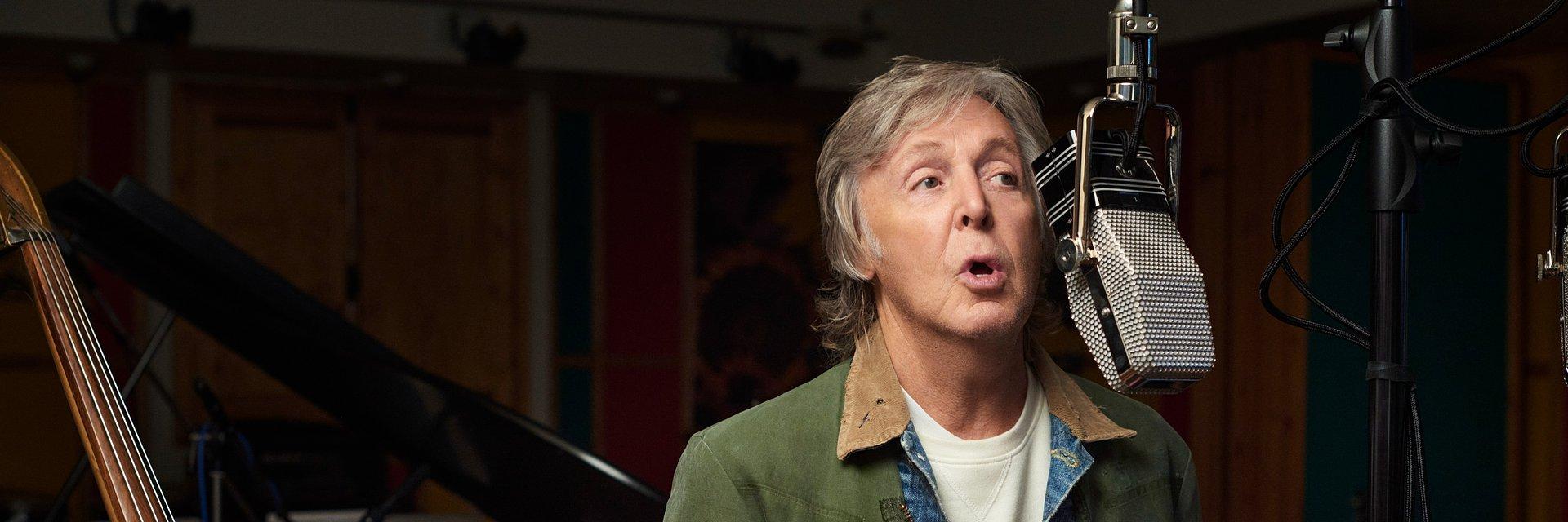 """""""McCartney III Imagined"""", utwory z ostatniego albumu Paula na warsztacie m.in. Becka, Damona Albarna i St. Vincent"""