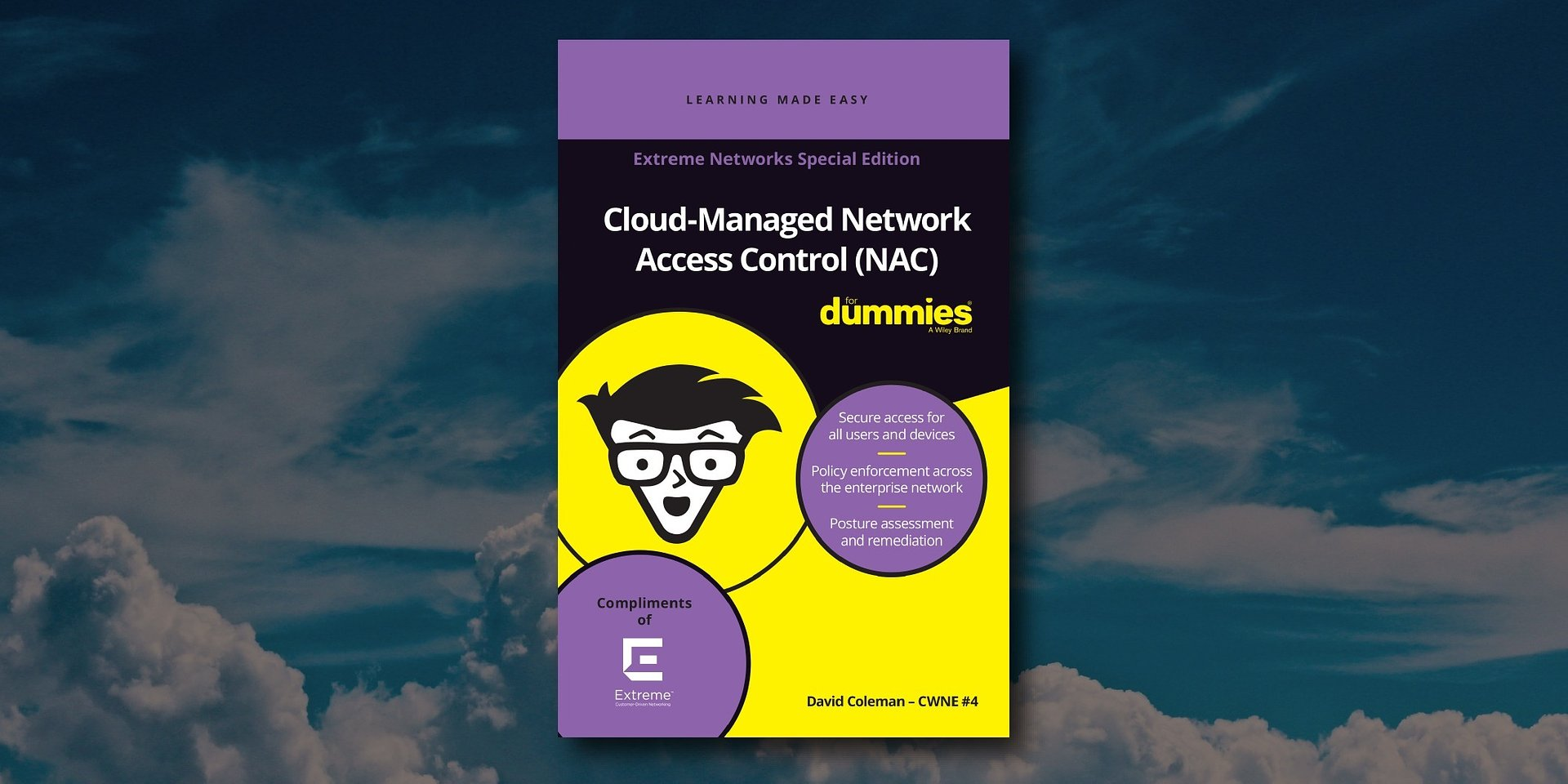 Cloud-Managed Network Access Control (NAC) for Dummies