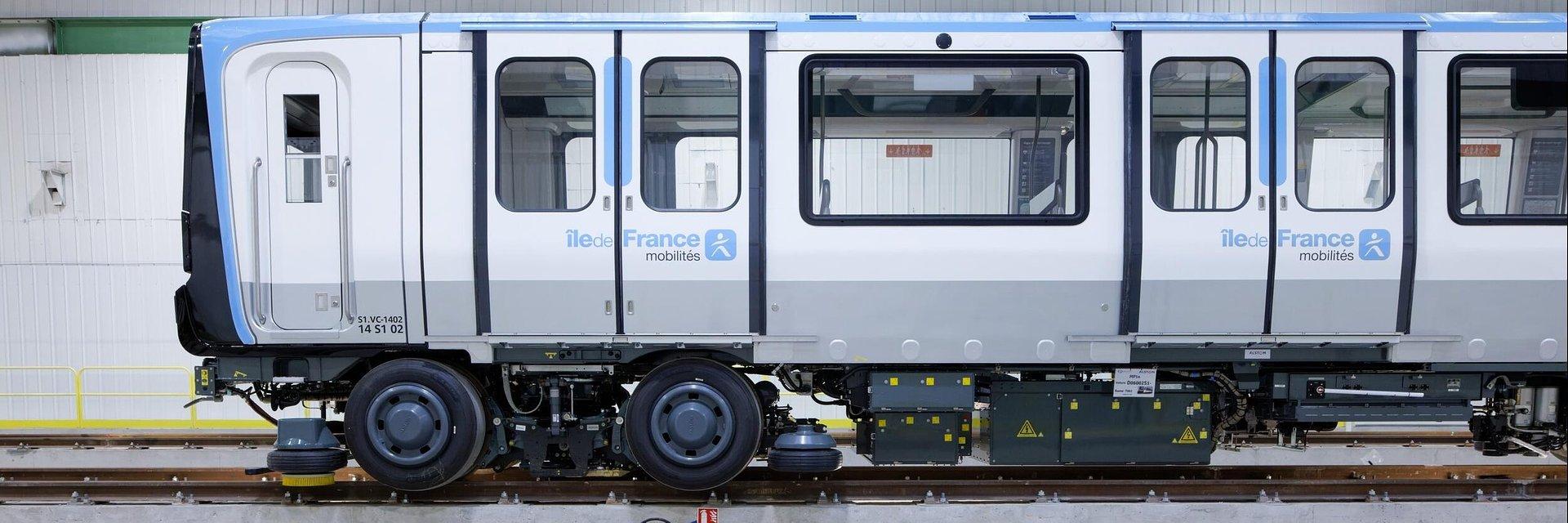 Alstom dostarczy 19 dodatkowych wagonów do obsługi 11 linii metra Île-de-France