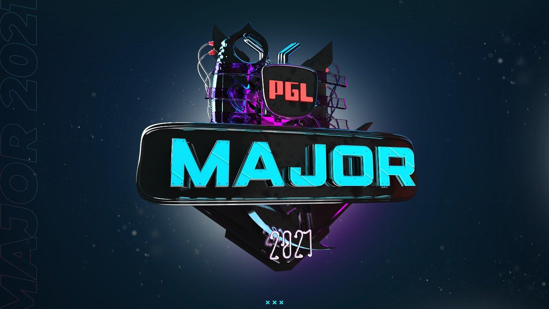 Update on PGL CS:GO MAJOR 2021