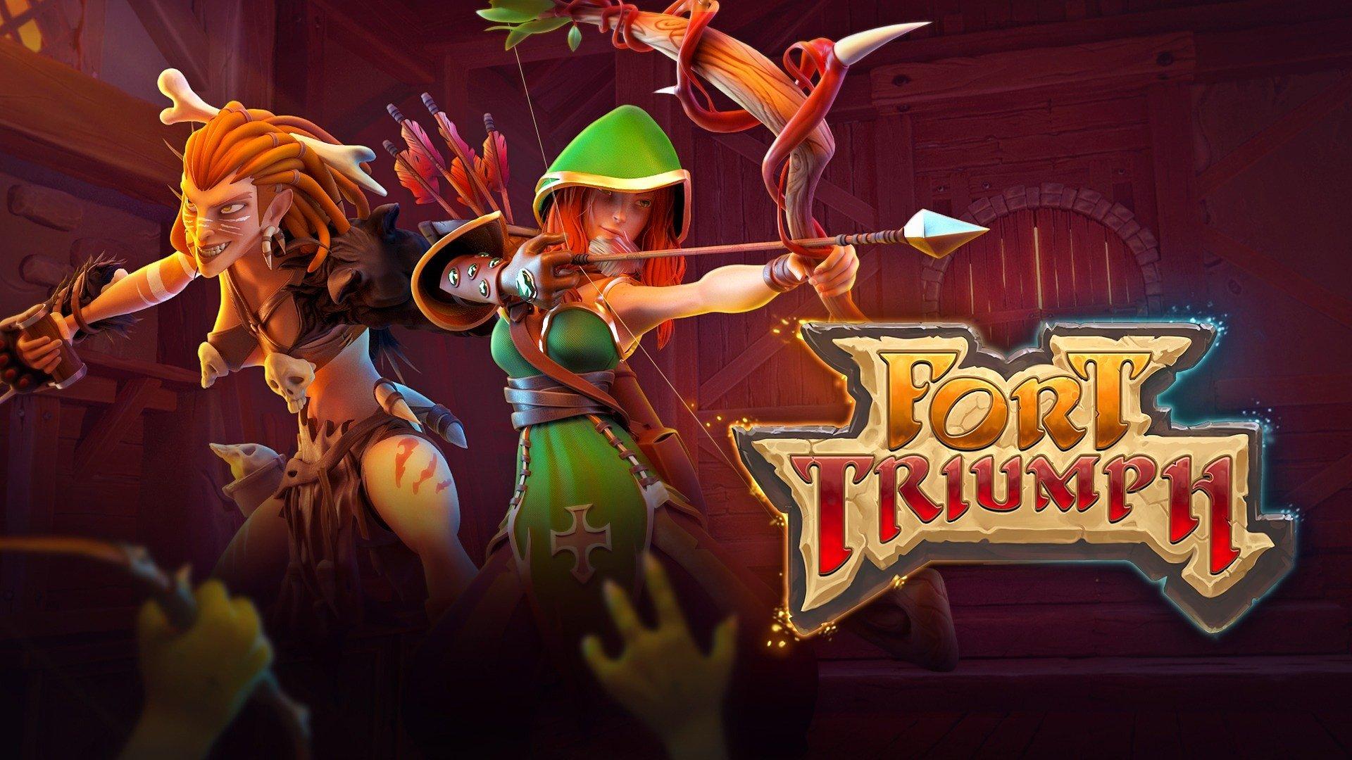 Turowa taktyczna gra fantasy Fort Triumph zadebiutuje na konsolach 13 sierpnia.