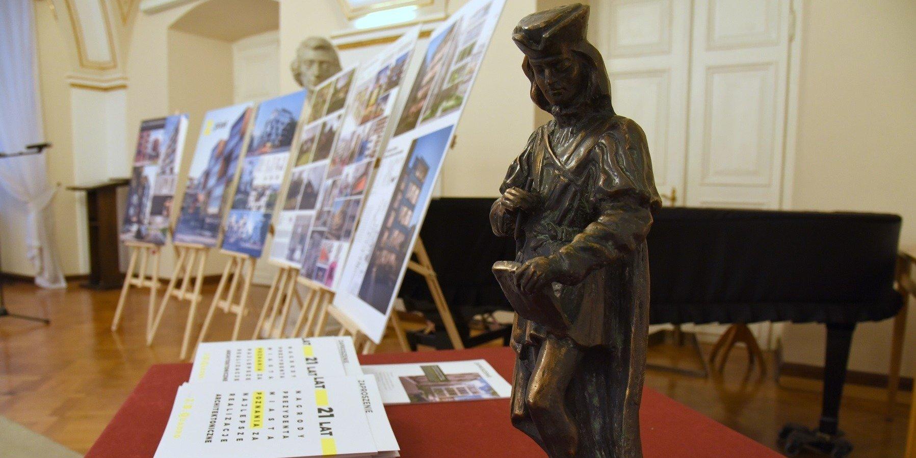 Do kogo trafi Nagroda Prezydenta Miasta Poznania im. Jana Baptysty Quadro? Ruszyły zgłoszenia