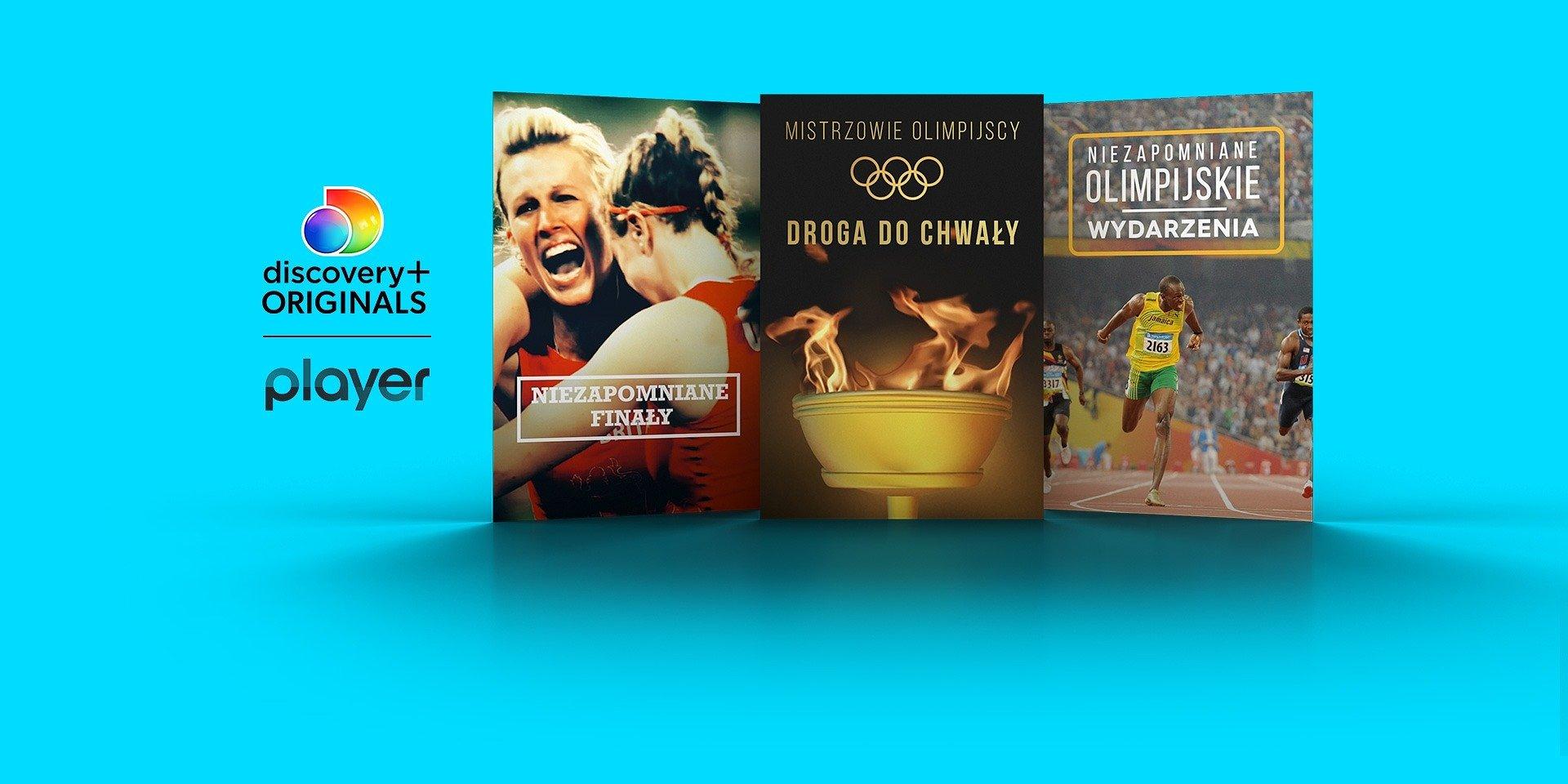 Olimpijska kolekcja dokumentalna – tylko w Playerze!