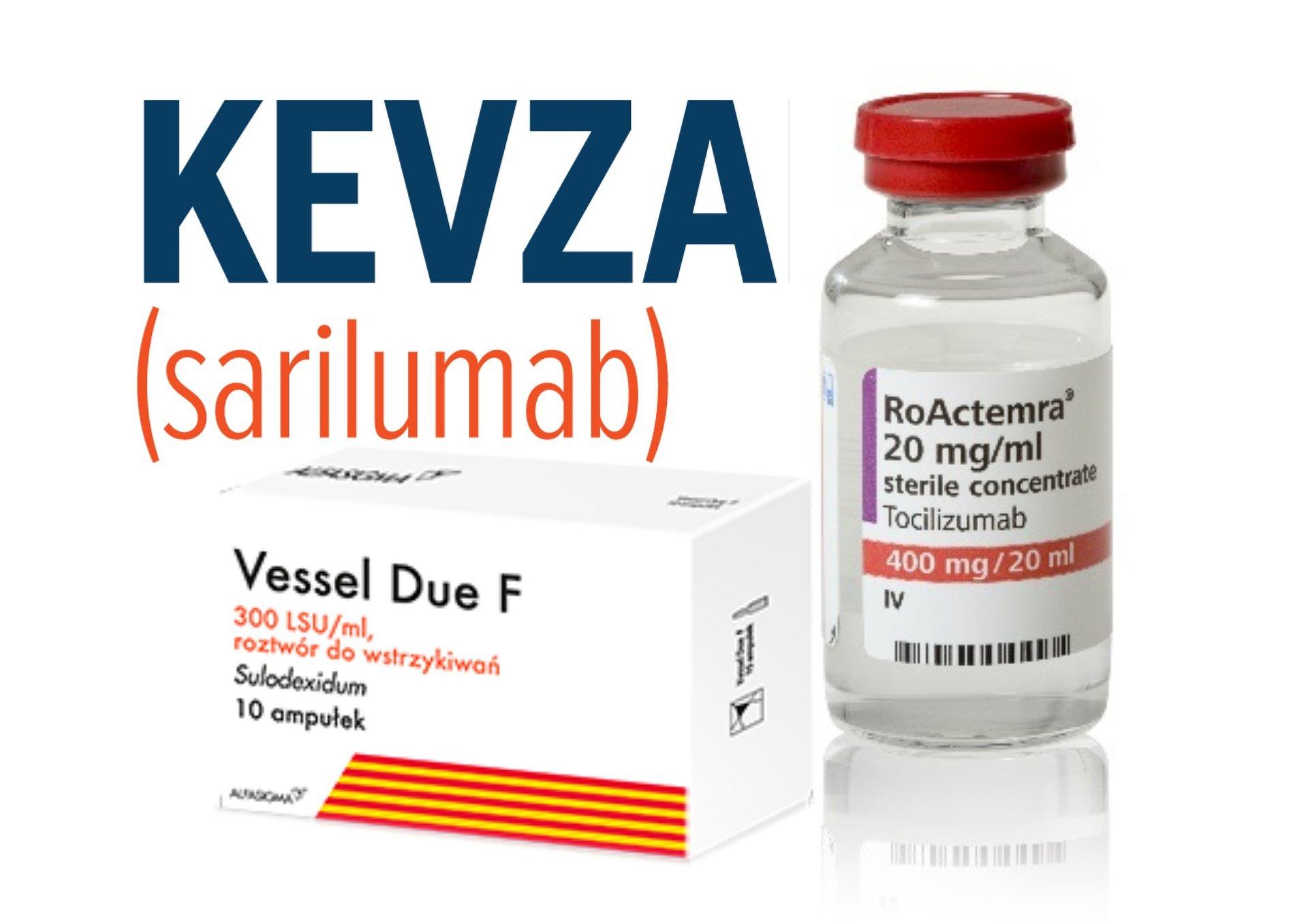 Nowe rekomendacje dla sarilumabu, tofacytynibu i sulodeksydu