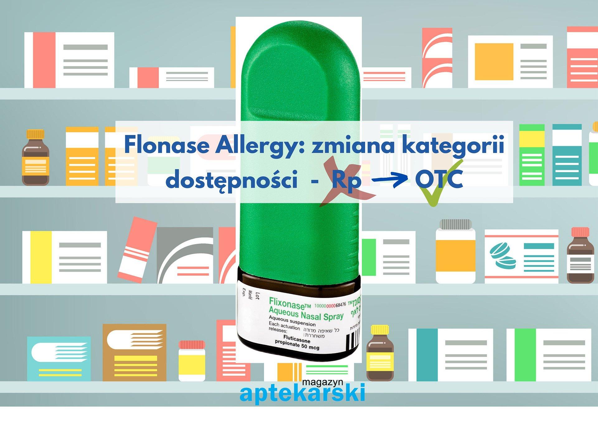 Flonase Allergy (Fluticasoni propionas) bez recepty