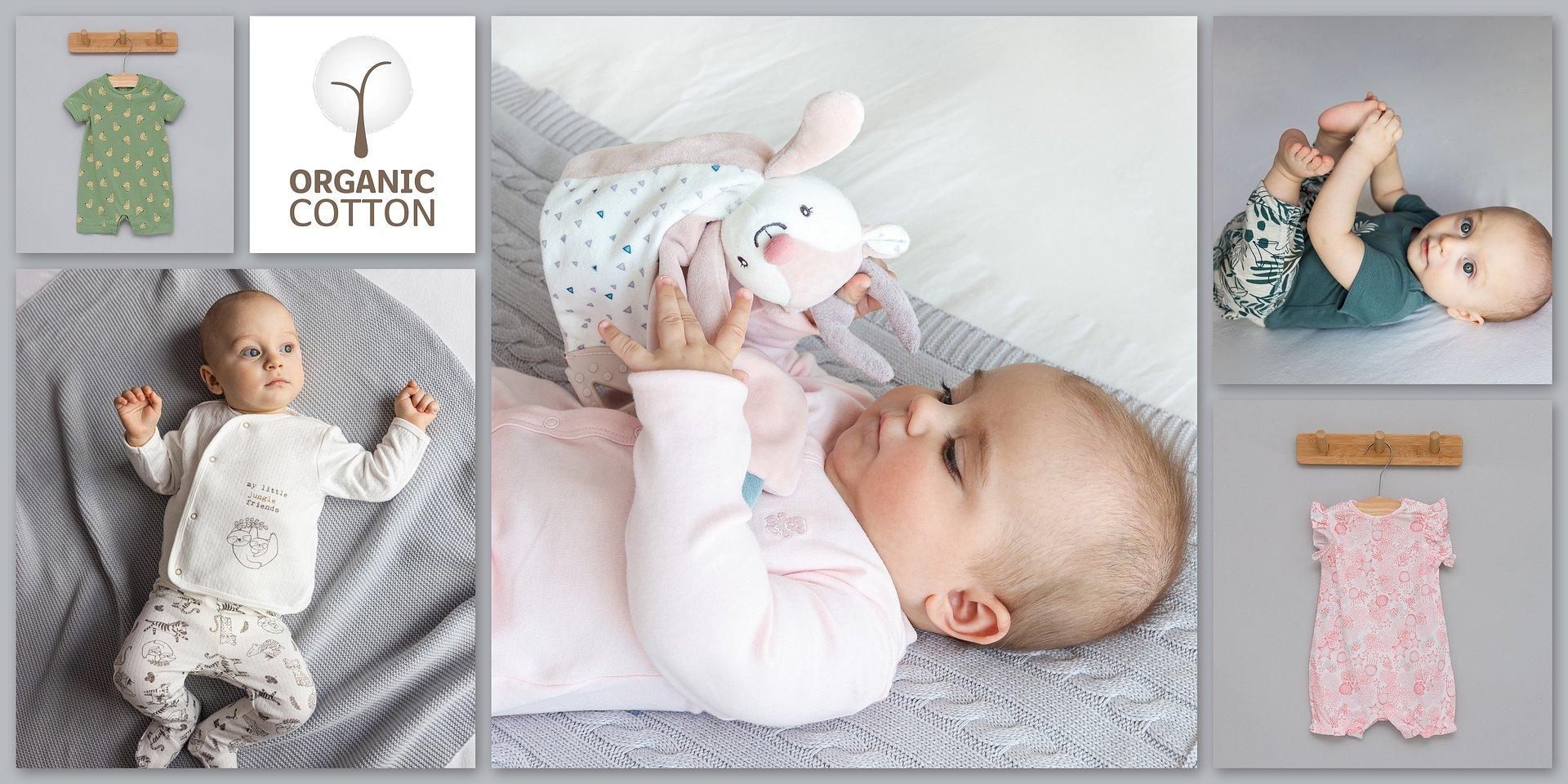 Po pierwsze bezpieczeństwo – kolekcje COOL CLUB dla noworodków i niemowląt
