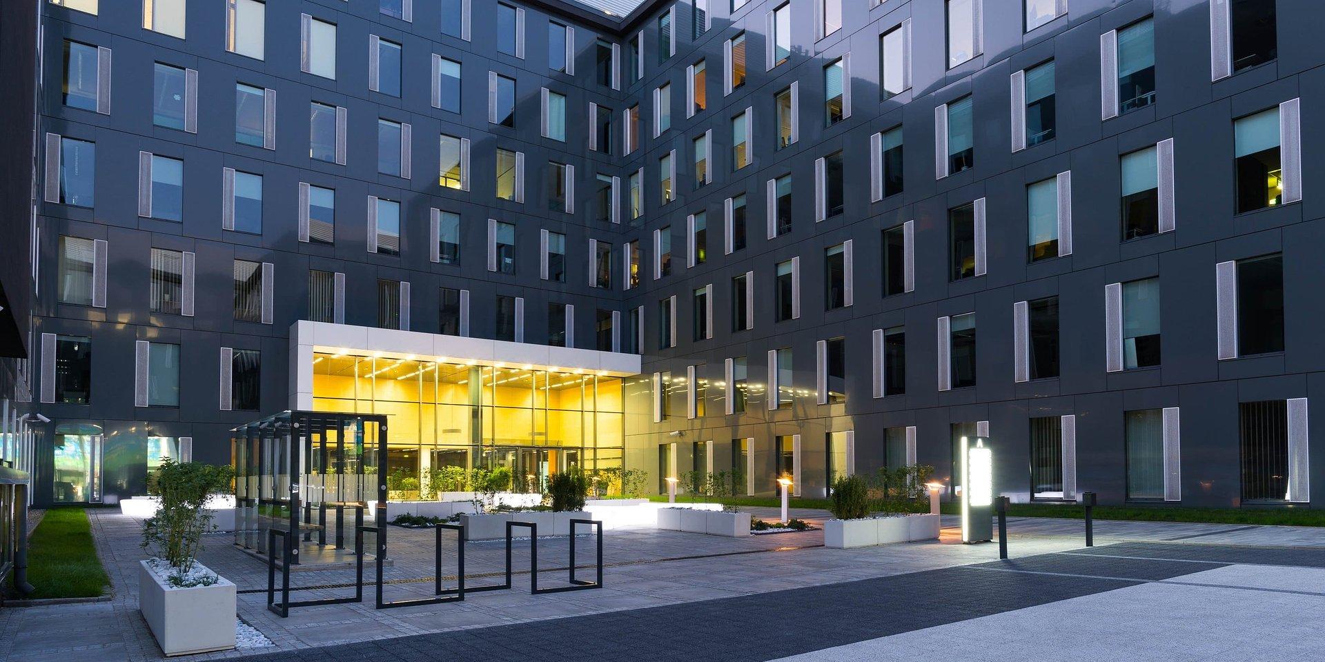 Colliers skomercjalizuje University Business Park