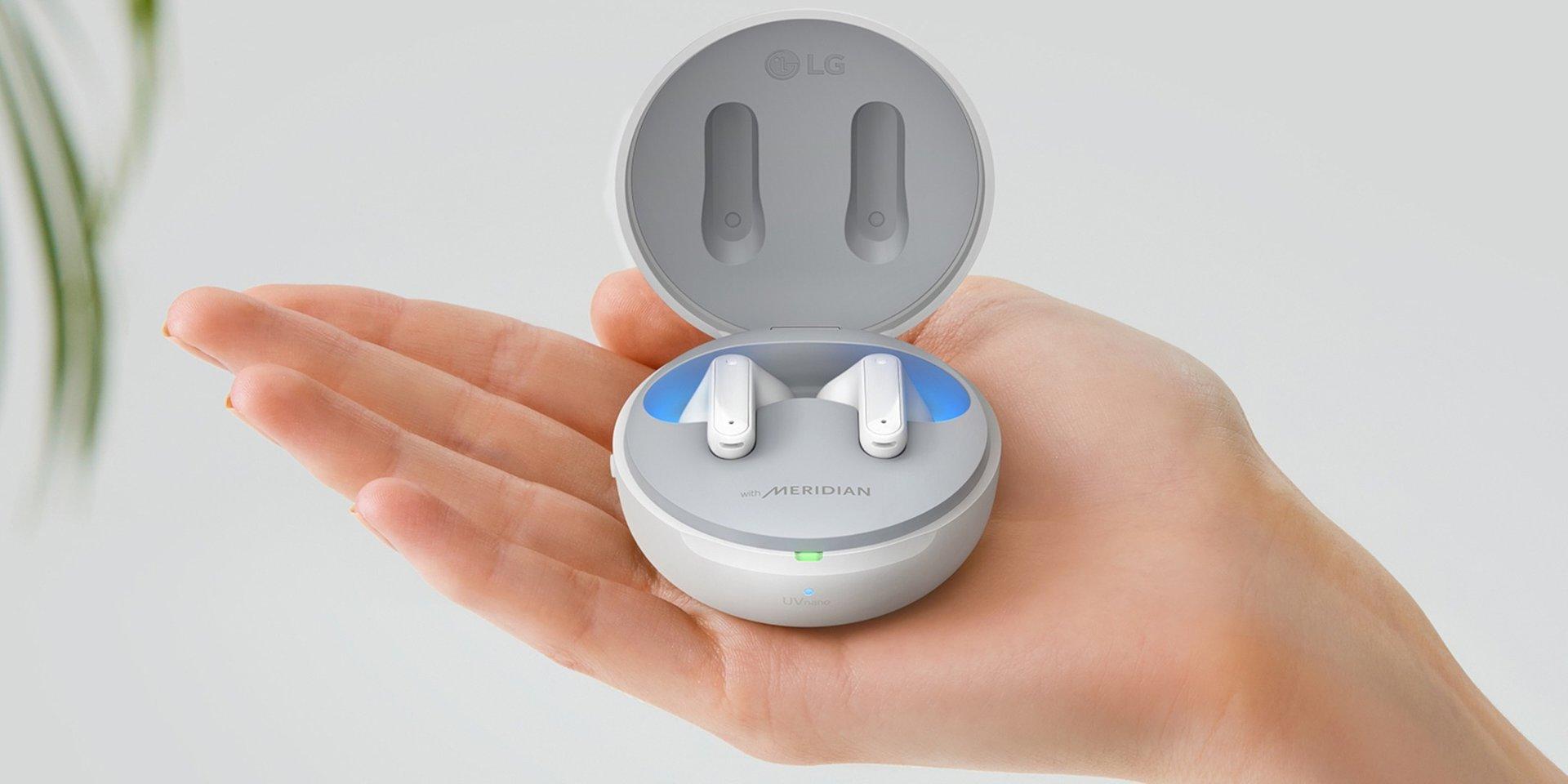Nowe słuchawki z linii LG TONE Free gwarantują wyższą jakość dźwięku i komfort użytkowania