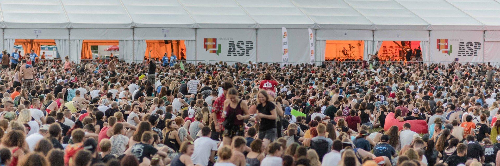 mBank na 27. Festiwalu Pol'and'Rock