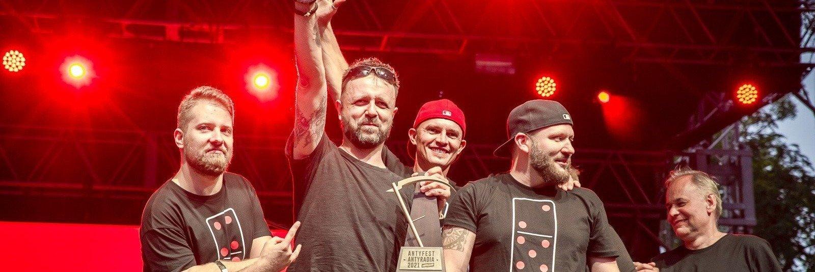 Laureat Antyfestu Antyradia - Batna zagra na 27. Pol'and'Rock Festival