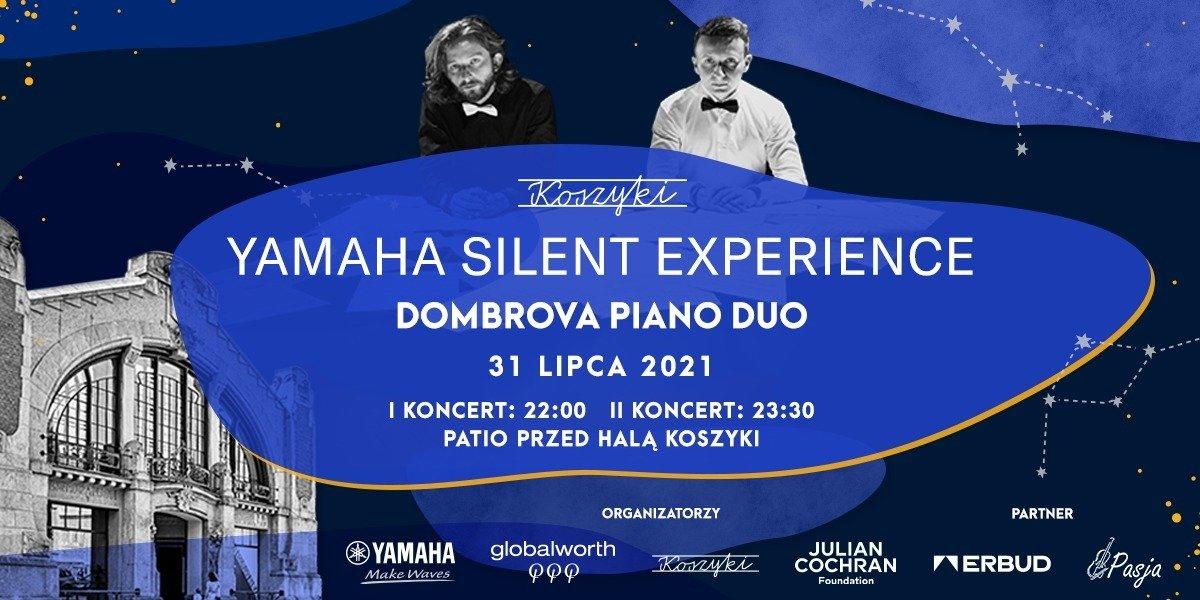 Pierwsze tego typu wydarzenie w Polsce – Yamaha Silent Experience w warszawskich Koszykach!