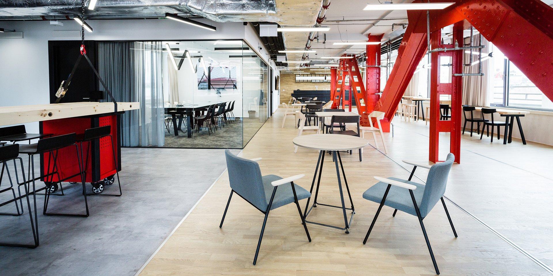 Flexibilní kanceláře zažívají druhou vlnu zájmu: i pro větší korporace jsou přijatelnější než home office