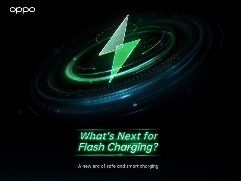 OPPO przedstawia nową generację technologii ładowania Flash