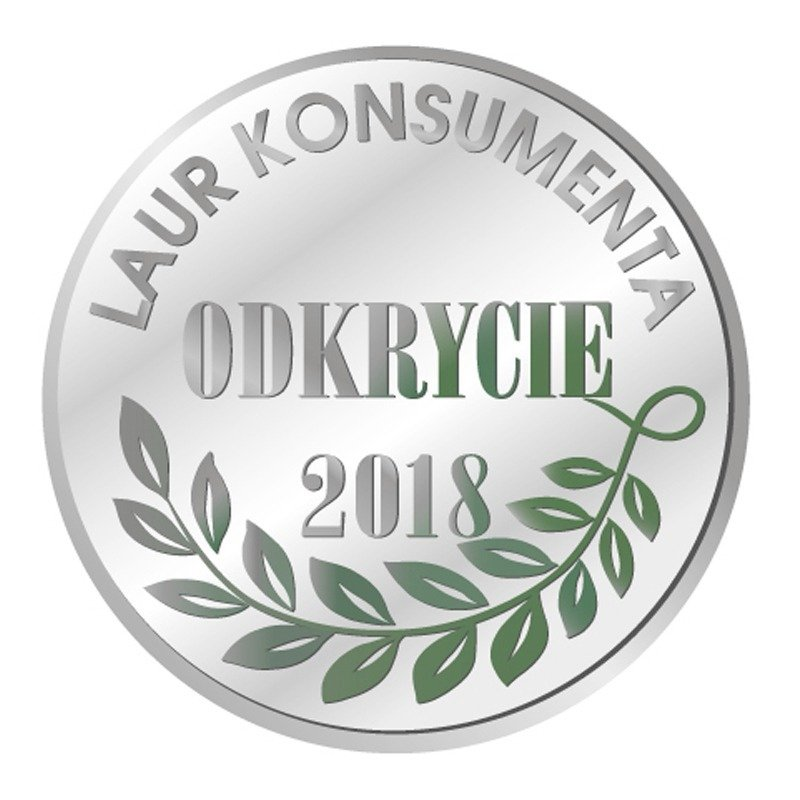 Laur Konsumenta 2018 - Okrycie Roku