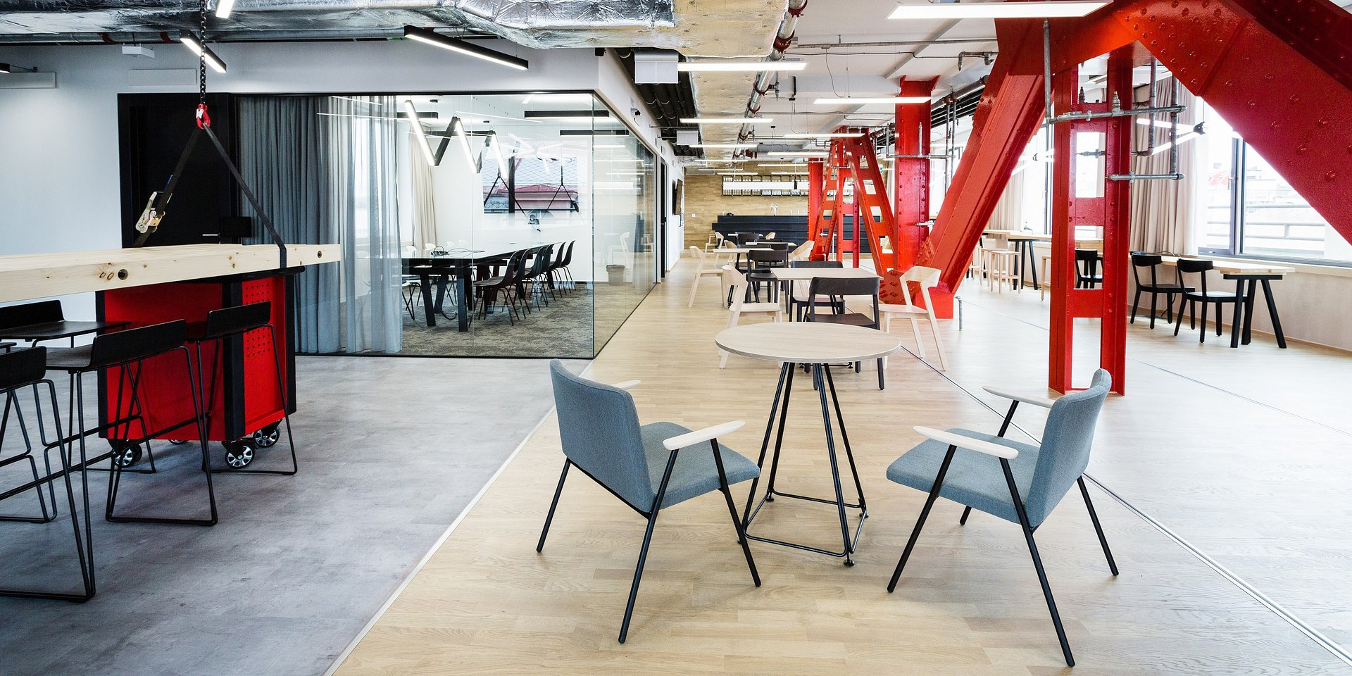 Flexible Offices experience a second wave of interest: they are more acceptable than home office for most corporations