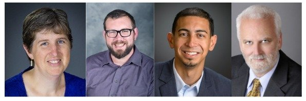 Four Outstanding Teachers Honored with MAA's 2021 Teaching Awards