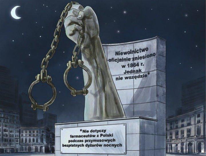 Koniec z niewolnictwem w aptekach. Nasze rekomendacje znalazły się w projekcie ustawy!
