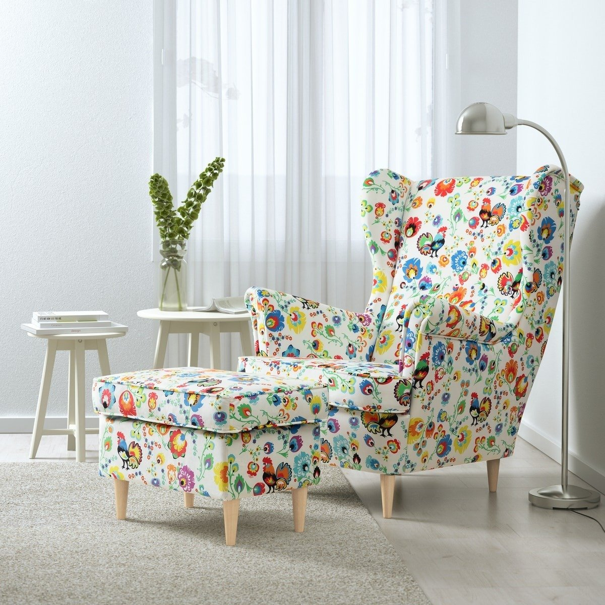 Lokalna kolekcja HUSLIÅ z okazji 60-lecia IKEA w Polsce