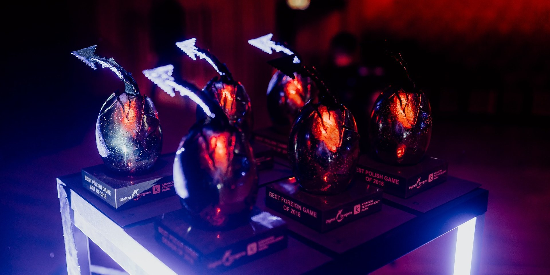 Digital Dragons will award the best Polish and foreign games – Cyberpunk 2077 and Ghostrunner among the nominees!