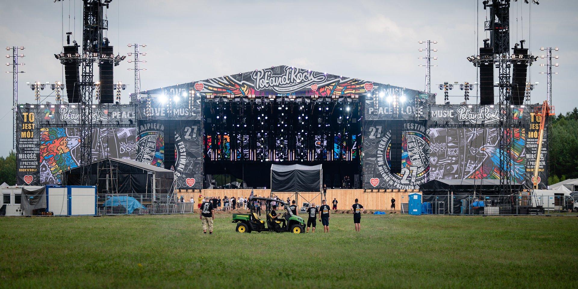 Nieoczywisty 27. Pol'and'Rock Festival – czyli co warto o nim wiedzieć?