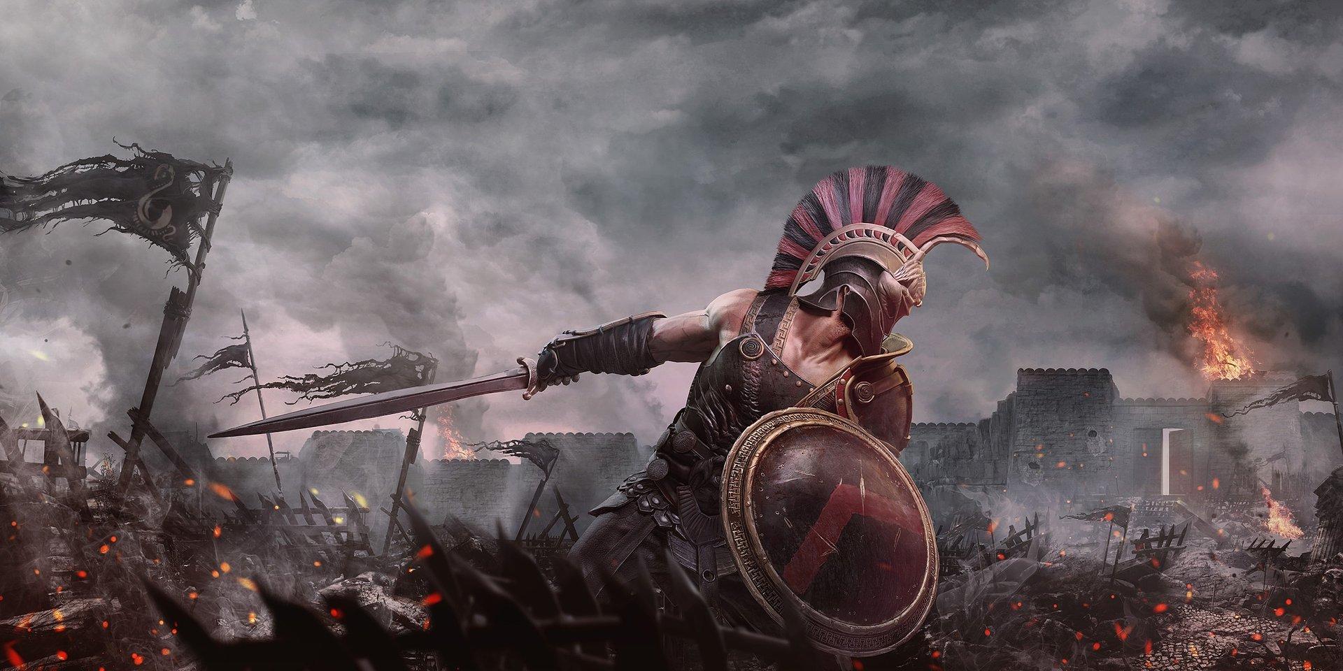 Es ist Zeit, die unbekannten Seiten der Mythologie zu entdecken! Stelle dich in Achilles: Legends Untold und stelle dich deinem Schicksal
