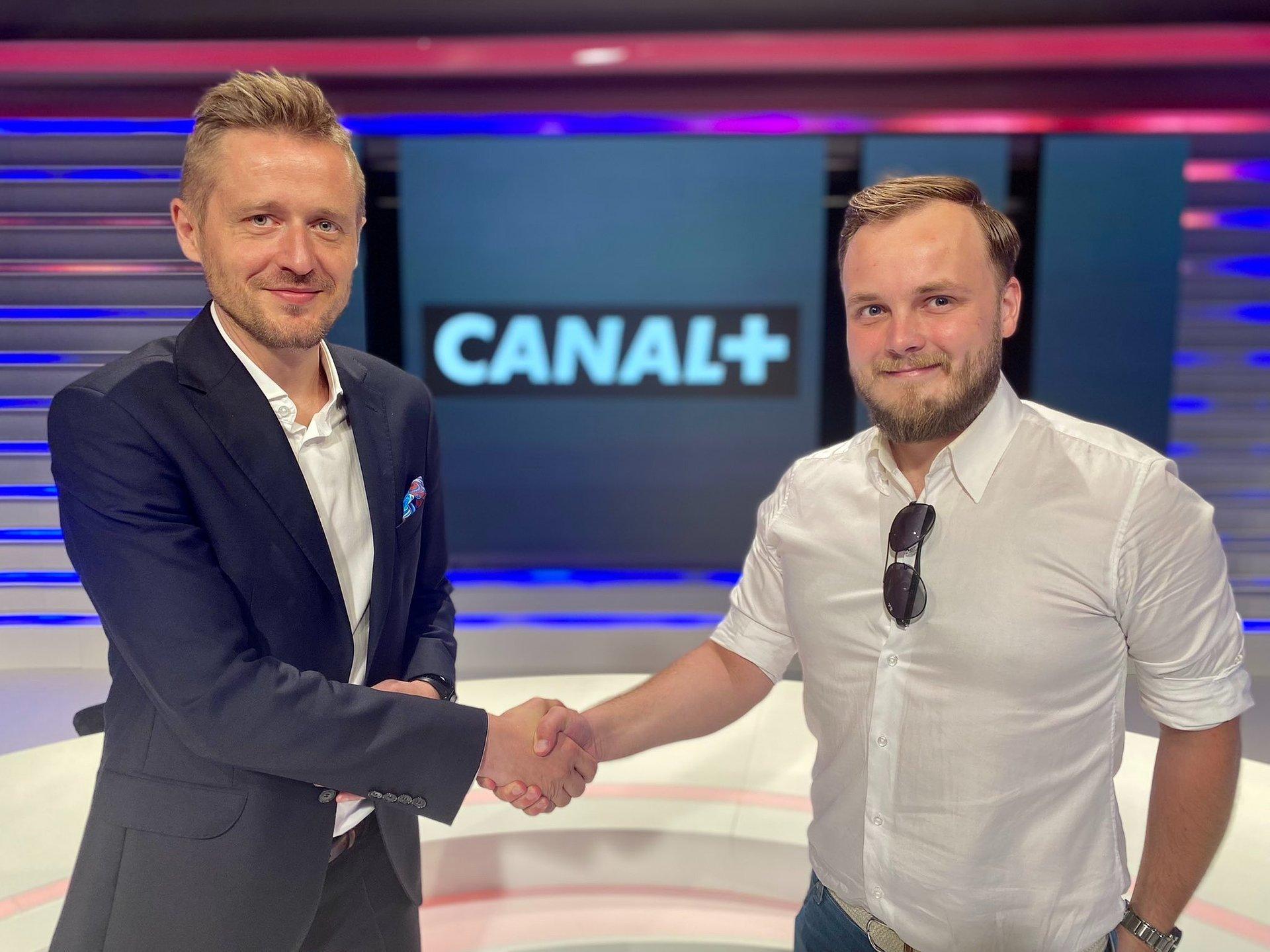 Jakub Kręcidło dołącza do CANAL+