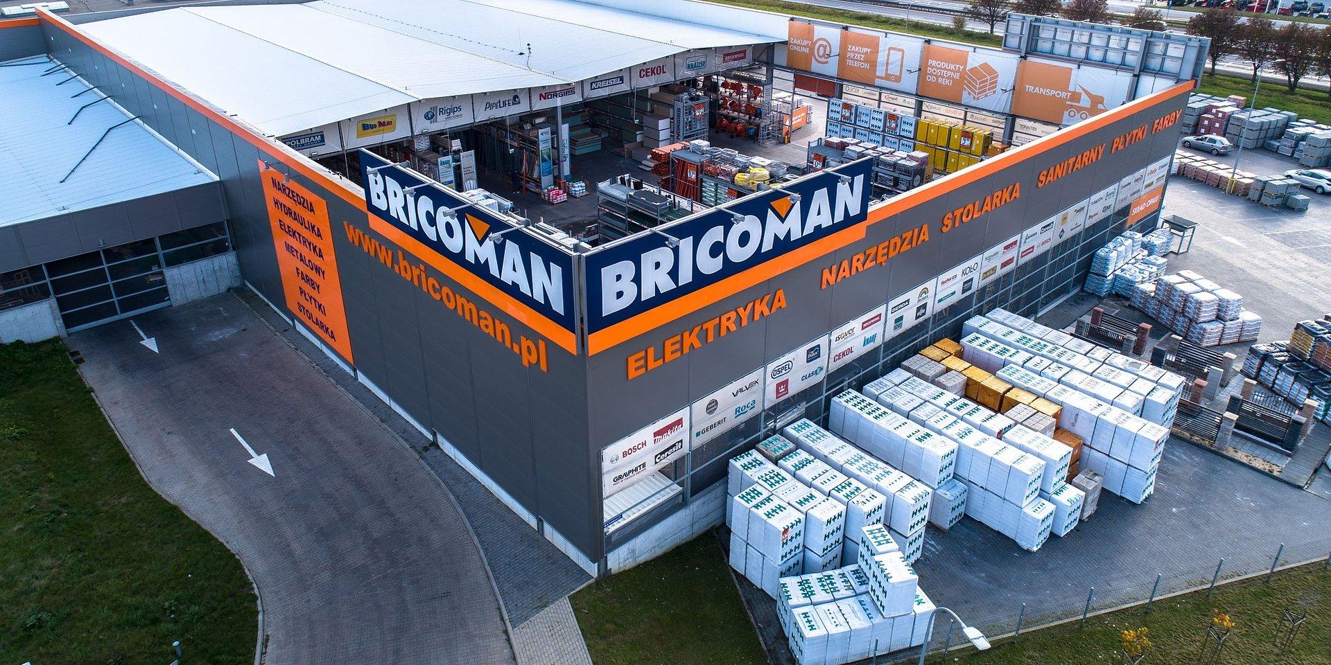 Bricoman rozwija działalność w Polsce i powiększa zasoby w sprzedaży inwestycyjnej