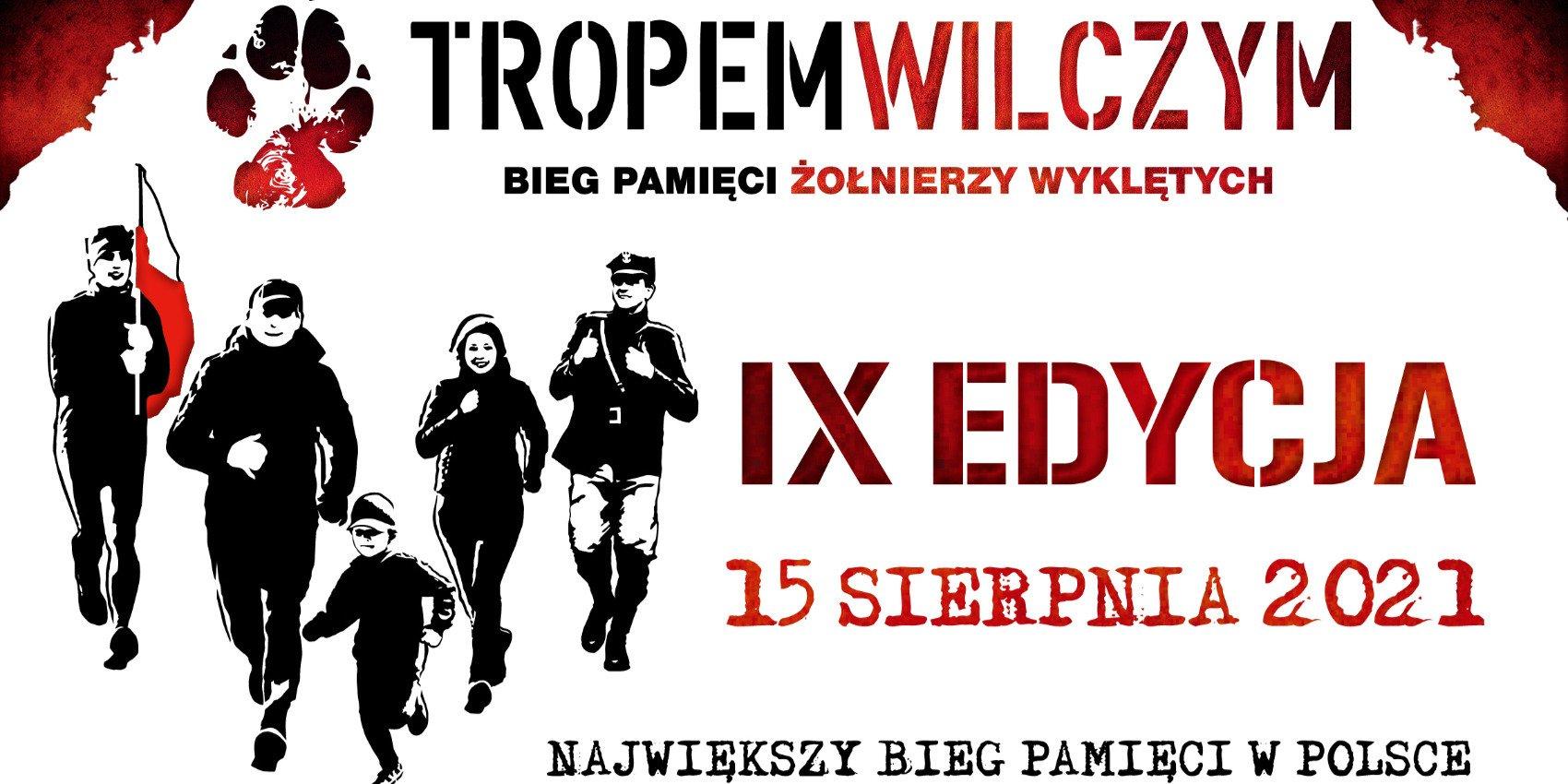 PKO Bank Polski zaprasza na 9. Bieg Tropem Wilczym