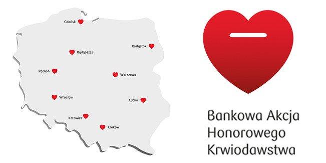 Rekord Bankowej Akcji Honorowego Krwiodawstwa: 1000 litrów krwi w 3 dni!