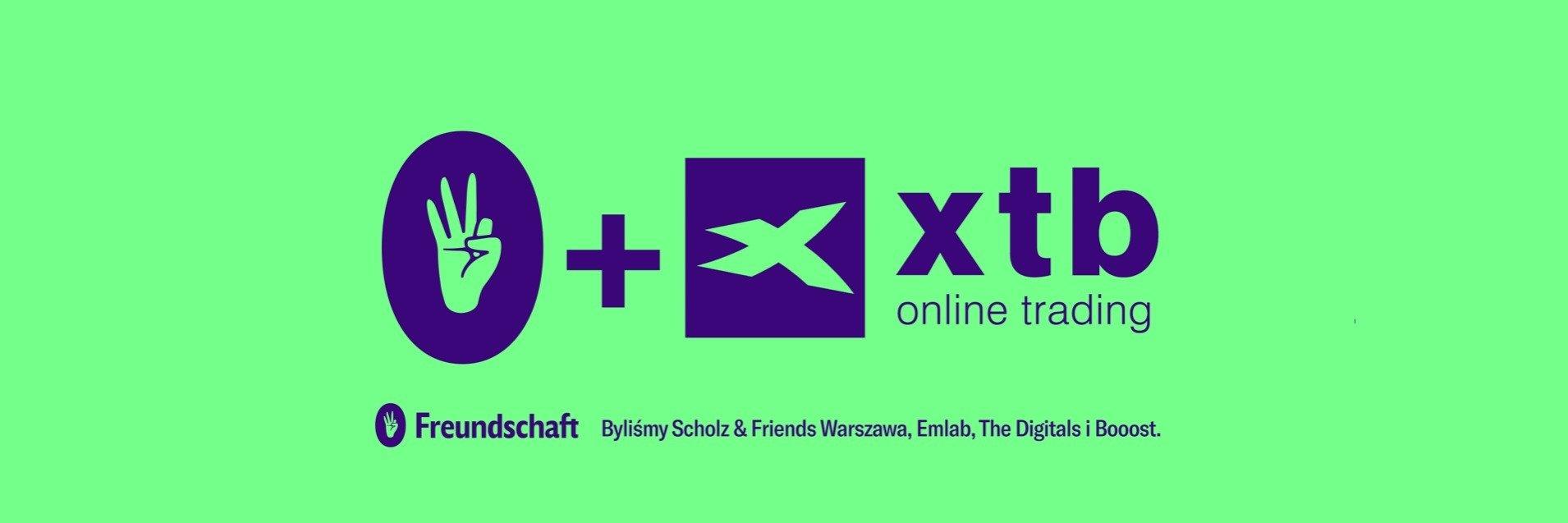 Grupa Freundschaft wygrywa przetarg na globalną kampanię XTB
